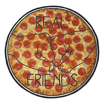 """Real"" Friends Pizza by my-d1spute"