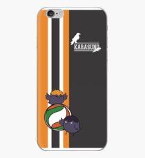 Karasuno Crows (iPhone Version) iPhone Case