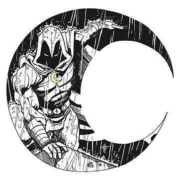 Moon Knight 2 by Barrykend