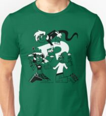 Danny Phantom: Paintbrush T-Shirt