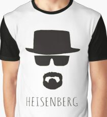 Heisenberg 'Walter White' Graphic T-Shirt
