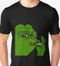 Pepe Meme Toking Unisex T-Shirt