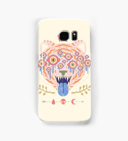 Eyes of the Tiger Coque et skin Samsung Galaxy