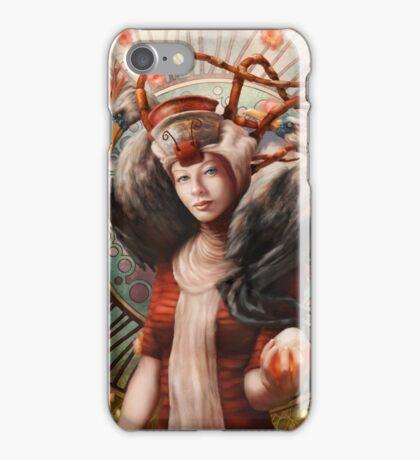 The Tenacious Breeder iPhone Case/Skin