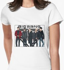 Big Bang - 1 Womens Fitted T-Shirt