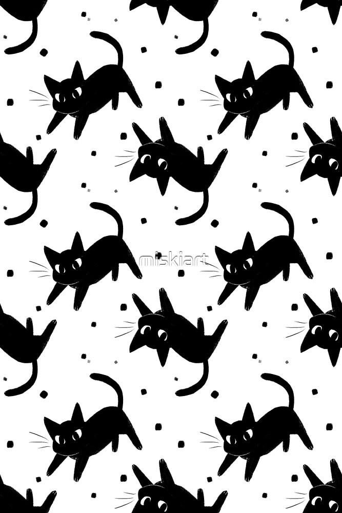 Kitty Kitty by miskiart