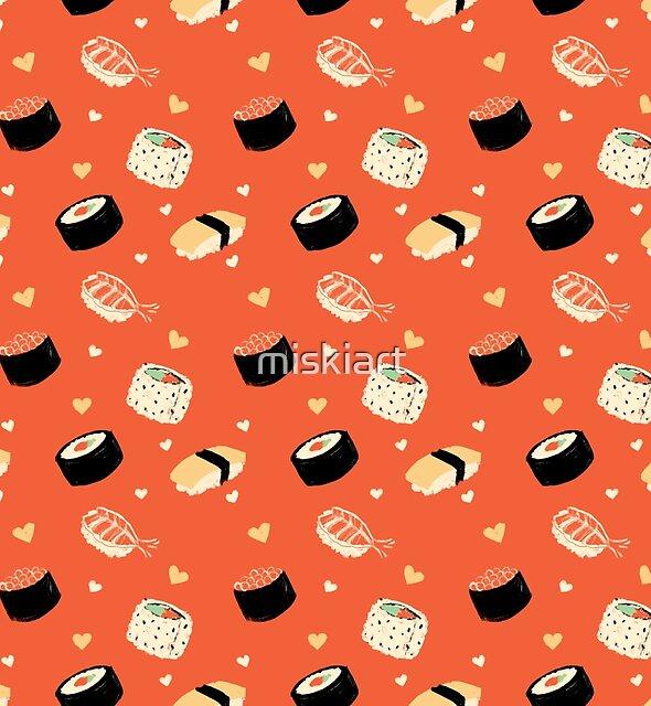Sushi Sushi by miskiart