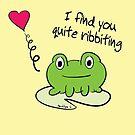 Frog Love by pondlifeforme