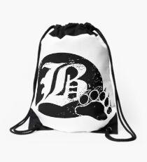 Beartooth Paw Drawstring Bag