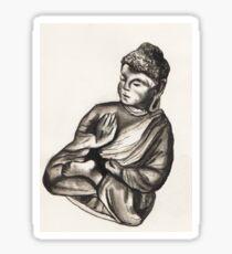 The Buddha  Sticker