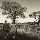 Old Friends... by Karen  Helgesen