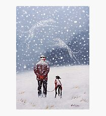 Remembering Christmases Past Photographic Print