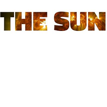 The Sun by siempre