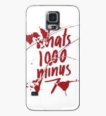 1000-7 Case/Skin for Samsung Galaxy
