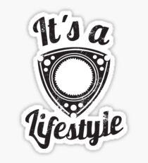 It's a lifestyle Sticker