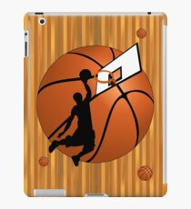 Slam Dunk Basketball Player iPad Case/Skin