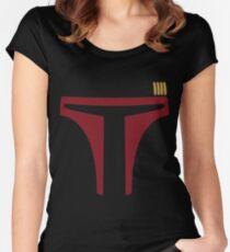 Boba Fett Women's Fitted Scoop T-Shirt