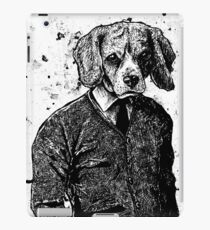 Temporary Beagle iPad Case/Skin