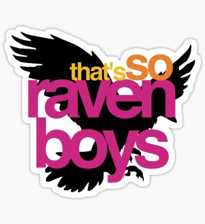 That's So Raven Boys Sticker