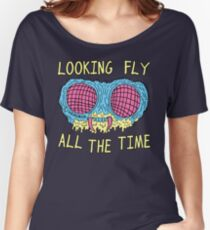 Looking Fly Women's Relaxed Fit T-Shirt