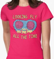 Looking Fly Womens Fitted T-Shirt