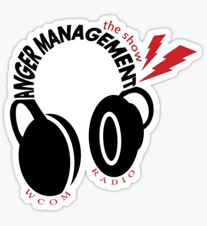 Anger Management: The Show Sticker