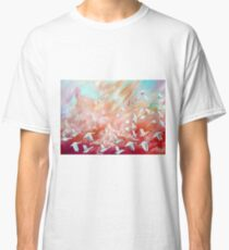 100 Birds in flight (1) Classic T-Shirt