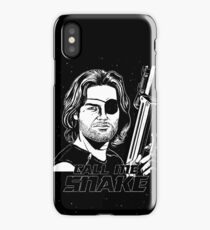 Call Me Snake iPhone Case