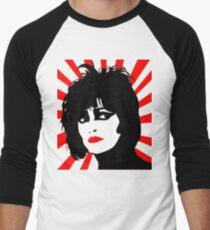 Siouxsie und die Banshees Baseballshirt für Männer