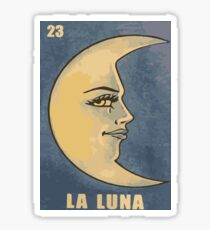 La Luna aka The Moon Sticker