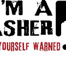 I'm a Flasher by Donna Rondeau