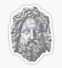 Zeus! Sticker