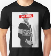 BTS- Rap Monster got jams! (white background) Unisex T-Shirt