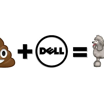 Poo+Dell=Poodle by CellDivisionLab