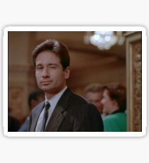 Mulder Sticker