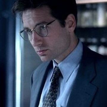 Mulder by morelikekelly