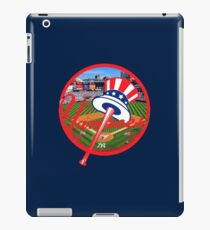 New York Yankees Stadium Logo iPad Case/Skin