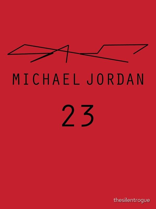 Michael Jordan\