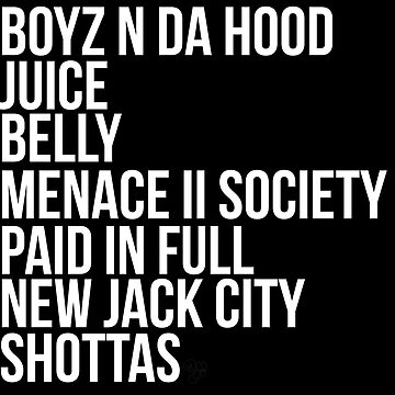 Hood movies(white font)  by Easygraphixs