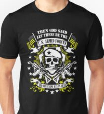 U.S Armed Forces Unisex T-Shirt