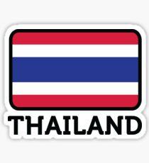 National flag of Thailand Sticker