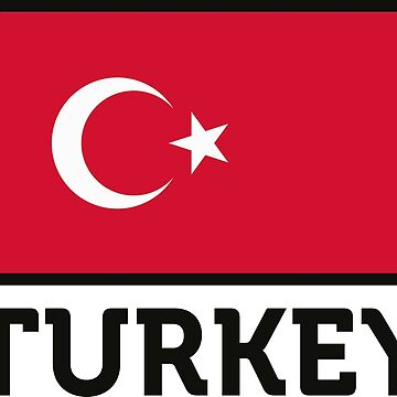 National Flag of Turkey by artpolitic