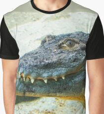Sharp Tooth Graphic T-Shirt