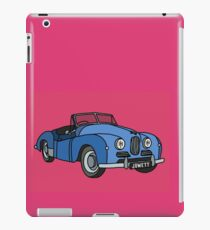 Jowett Jupiter iPad Case/Skin