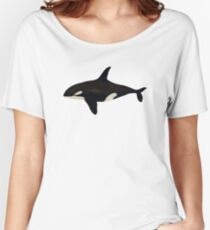 Killer whale Women's Relaxed Fit T-Shirt