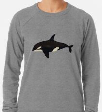 Killer whale Lightweight Sweatshirt