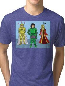 Knightly Infatuation Tri-blend T-Shirt