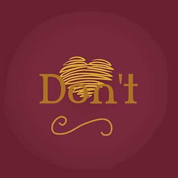 Don't by EmoniBennett