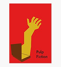Pulp Fiction Soul Case Photographic Print