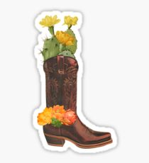 COWBOY SPIRIT Sticker